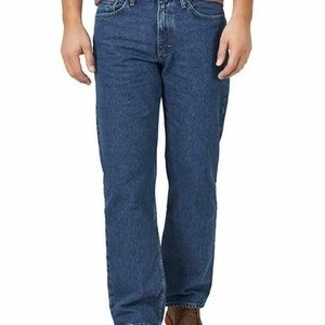 Wrangler Men's Big and Tall Authentics Relaxed Fit
